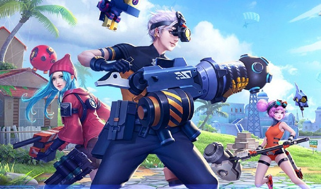 Chiến ngay game mobile MOBA sinh tồn Island Strikers của NetEase