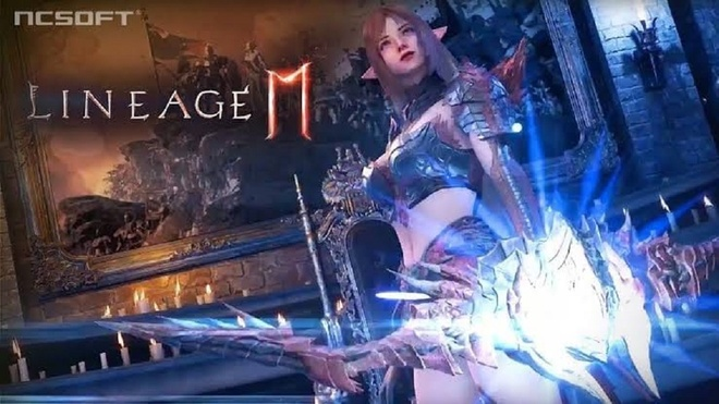 NCSoft tung teaser Lineage II M khiến game thủ phát sốt