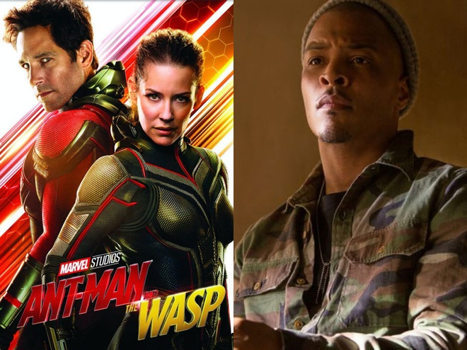 Rapper T.I sẽ vắng mặt trong 'Ant-Man and the Wasp: Quantumania' /// POSTER PHIM/CẮT TỪ VIDEO