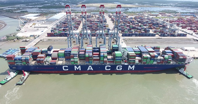 Image result for tàu container VN