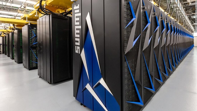 The world's most powerful supercomputer 'fought' against Covid-19