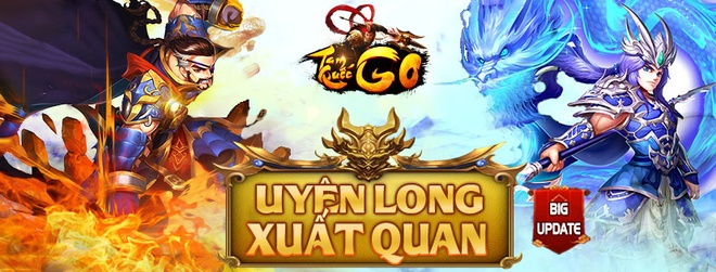 Tam Quốc GO tung update tháng 11, tặng Giftcode 'khủng'