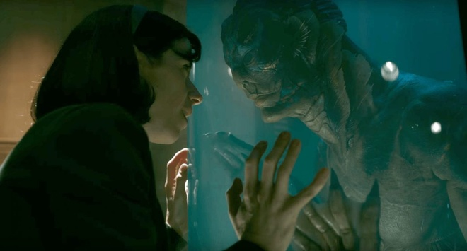 Cảnh phim 'The Shape of Water'