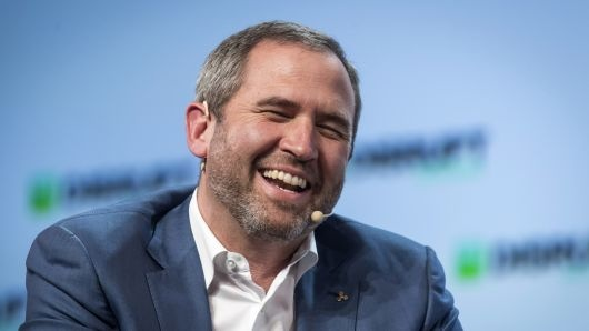 CEO Ripple Brad Garlinghouse /// Ảnh: Bloomberg