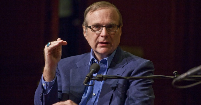 Ông Paul Allen /// Ảnh: AFP/Getty Images