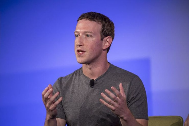 CEO Facebook Mark Zuckerberg /// Ảnh: Bloomberg