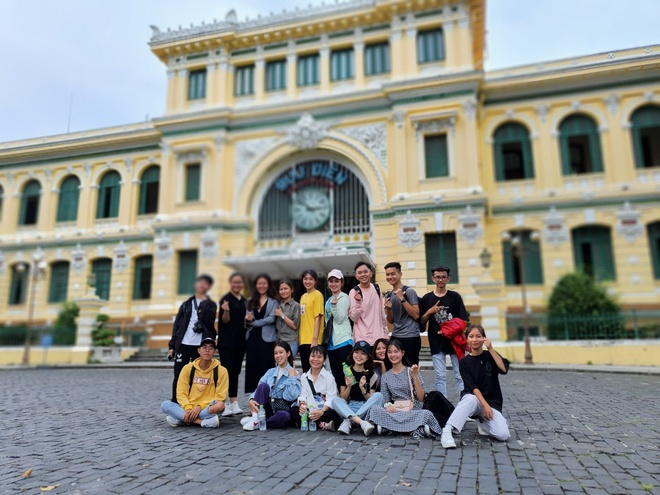 Where to 'check in' weekend in Ho Chi Minh City is beautiful and cool?  - Photo 3