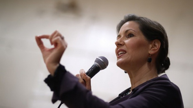 Thị trưởng Oakland Libby Schaaf  /// AFP