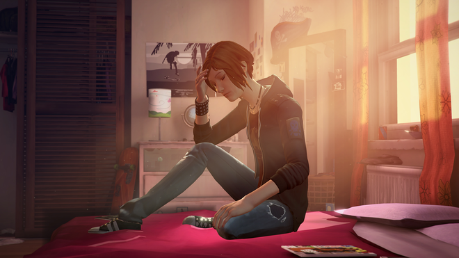 Theo dõi 10 phút gameplay của Life is Strange: Before the Storm