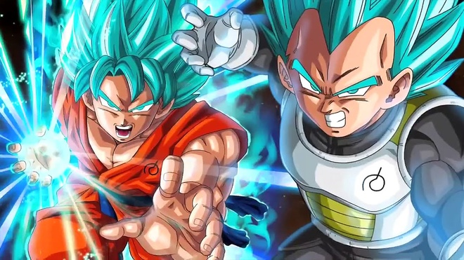 Dragon Ball FighterZ tung gameplay Son Goku 'đầu xanh'