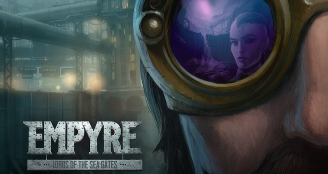 Game nhập vai Empyre: Lords of the Sea Gates 'lên kệ' Steam