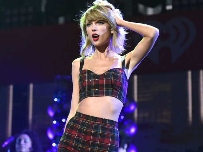 Taylor Swift - Ảnh: AFP/Getty Images