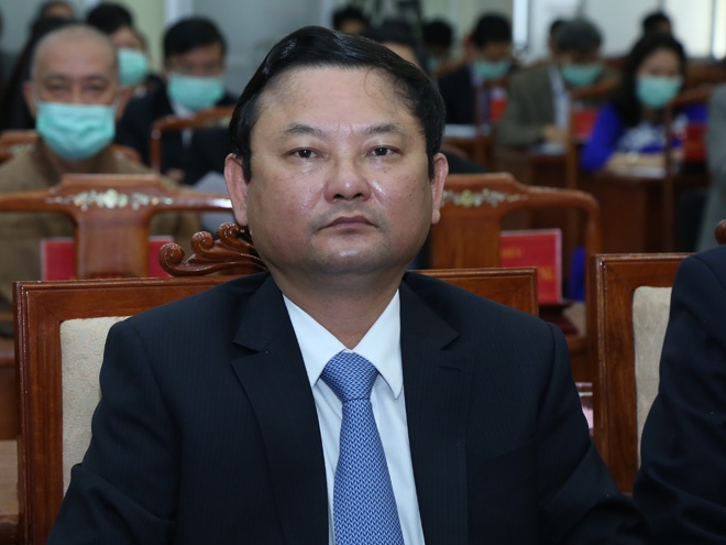 Binh Dinh Provincial People's Committee has a chairman and two new vice presidents - photo 3