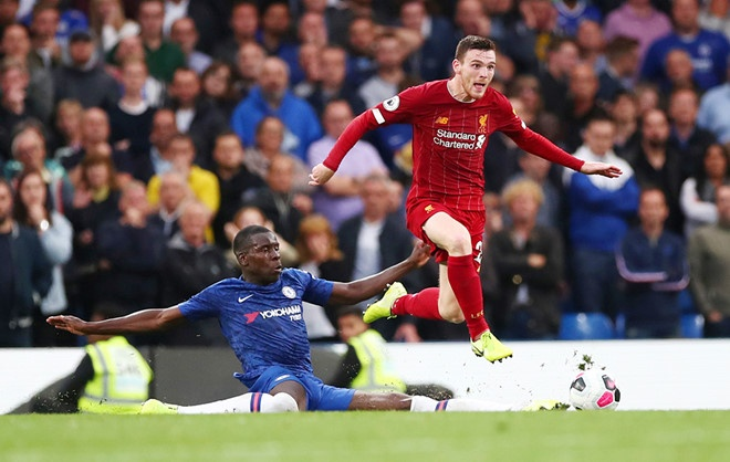 Liverpool từng thắng Chelsea 2-1 ở Ngoại hạng Anh /// Reuters
