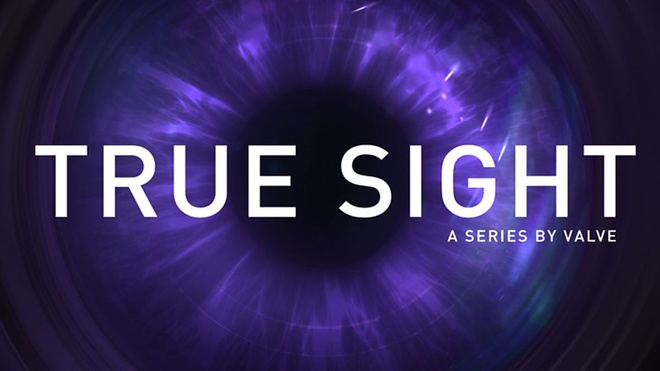 Valve tung trailer video phóng sự True Sight: The International 7 của Dota 2