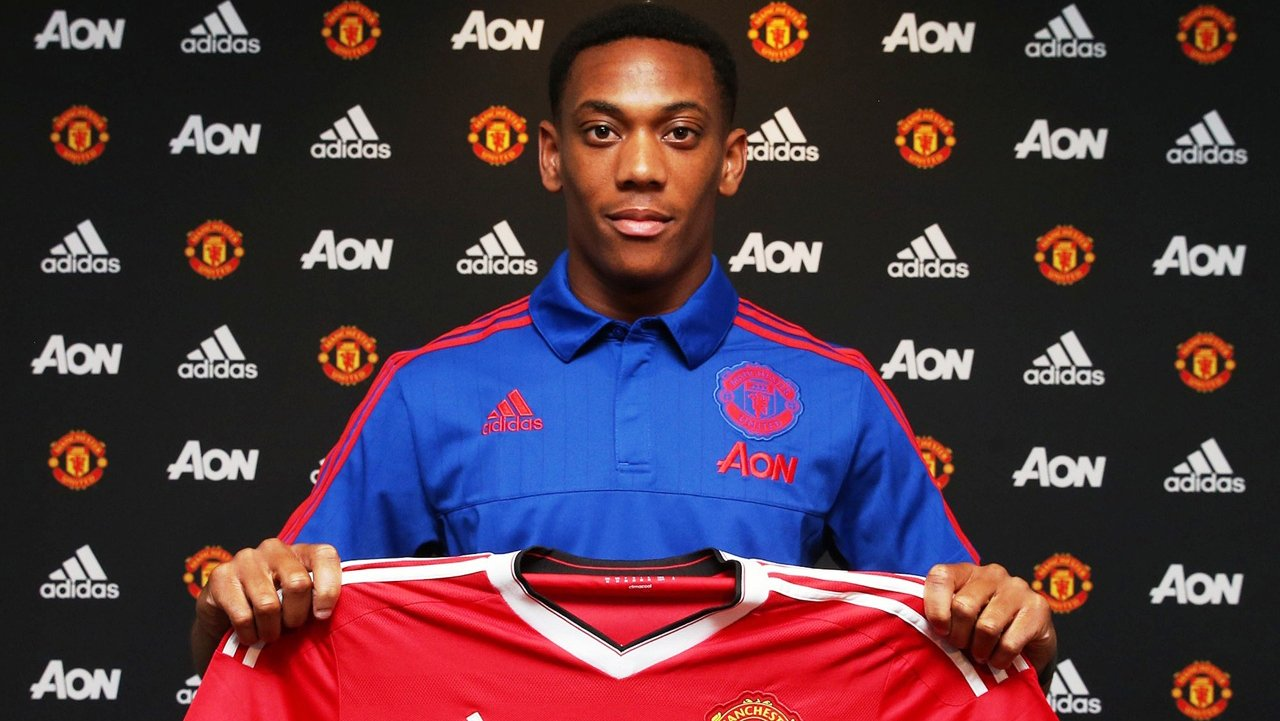FIFA Online 3: Anthony Martial - Bản hợp đồng hớ của Manchester United ?