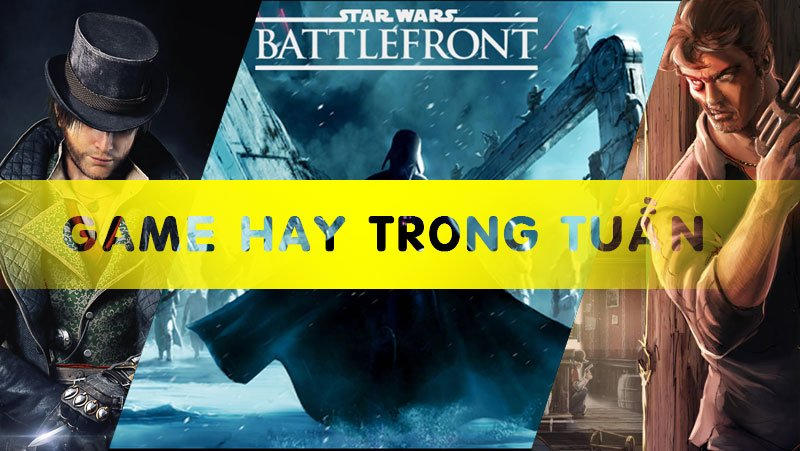 Video: Game hay trong tuần từ 16 - 22.11.2015