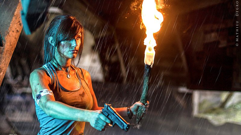 Video Việt sub: Trailer 'dìm hàng' game - Tomb Raider