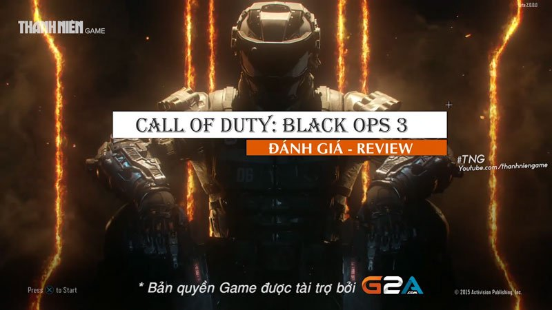Video đánh giá - Call of Duty: Black Ops 3