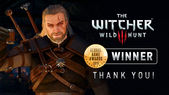 The Witcher 3 đại thắng The Game Awards 2015