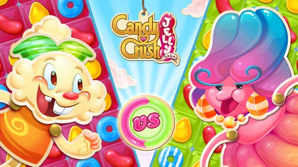 candy crush jelly