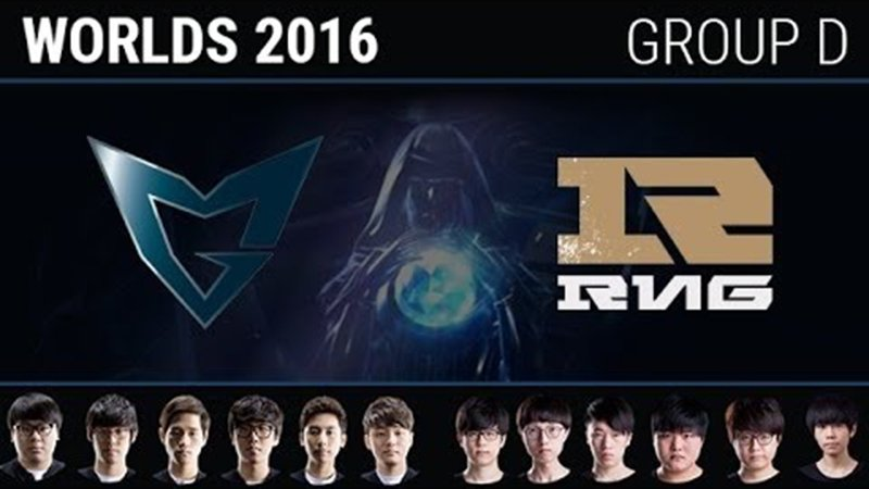 Video LMHT: Highlight SSG hủy diệt RNG CKTG 2016