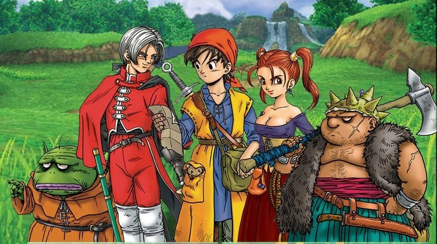 Dragon Quest VIII: Journey of the Cursed King ra mắt trailer mới, hẹn ngày lên 3DS