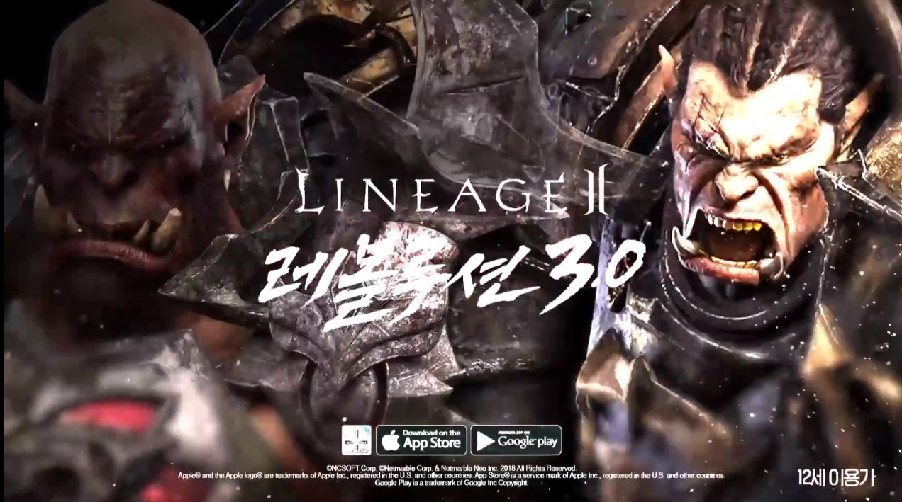 Lineage II: Revolution ra mắt tộc Orcish trong update mới