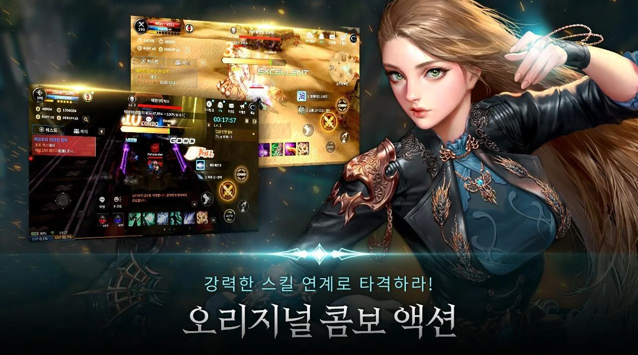 Bom tấn Cabal Mobile mở cửa Closed Beta