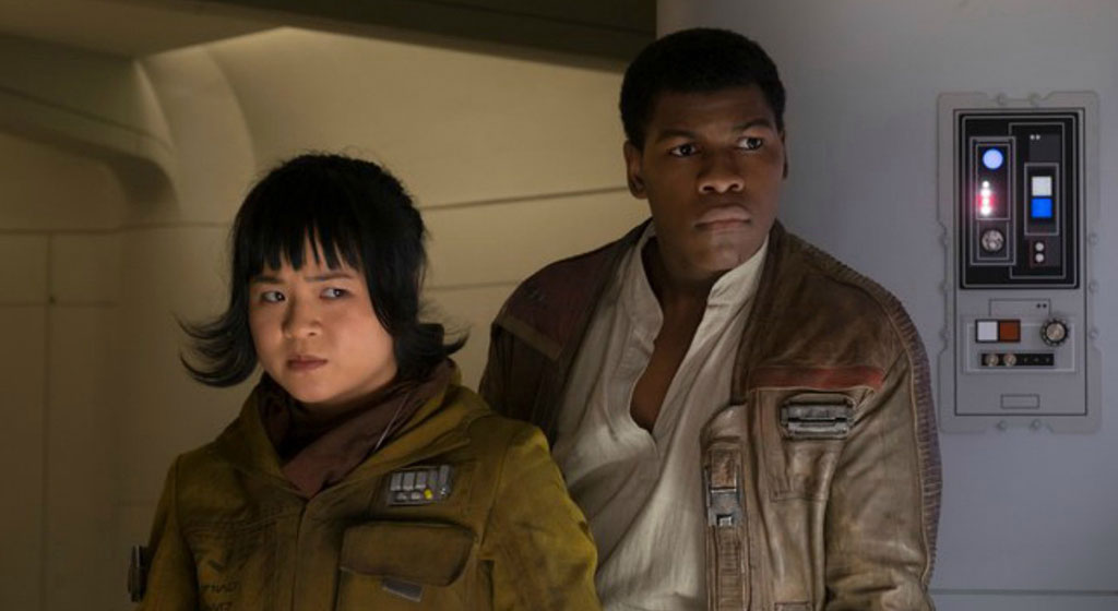 Kelly Marie Tran trong Star Wars: The last Jedi  /// Ảnh chụp màn hình The Huffington Post