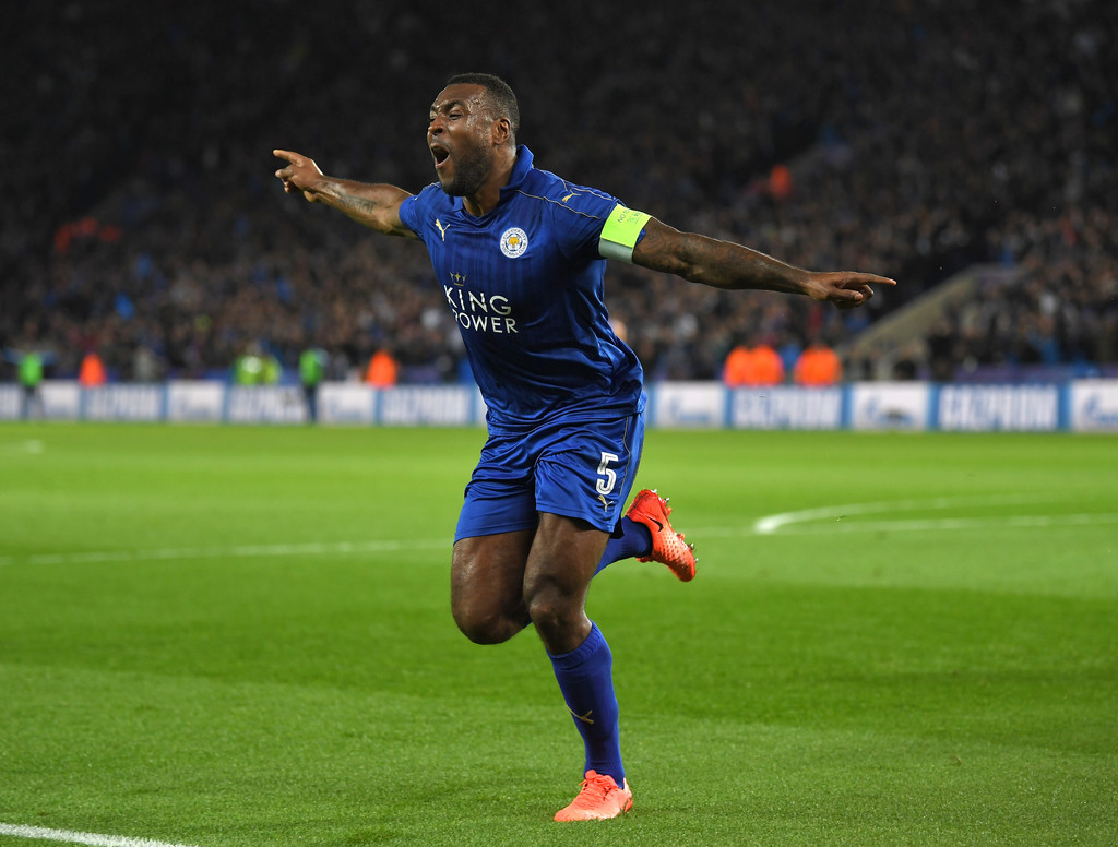 Morgan muốn Leicester gặp Barcelona ở tứ kết Champions League /// AFP
