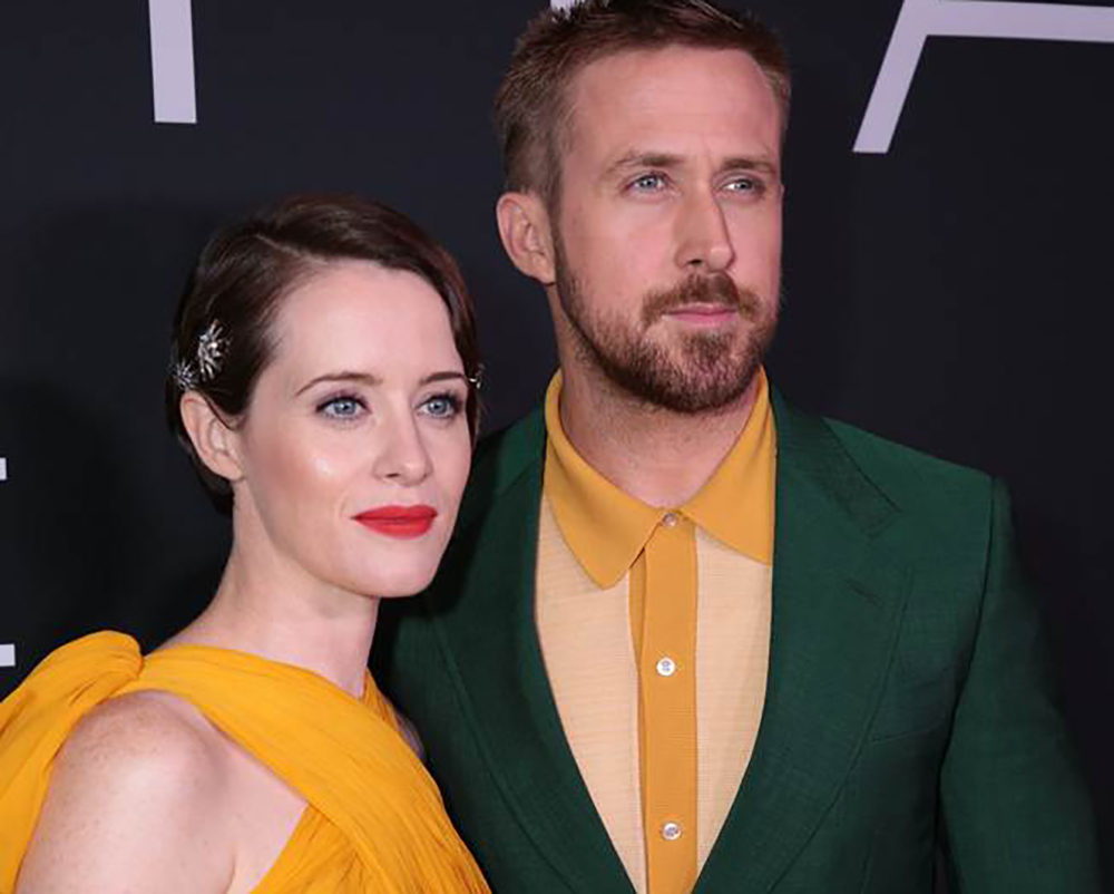 Claire Foy gây sốt với vai nữ hoàng Anh của phim 'The Crown' /// Ảnh: Getty Images