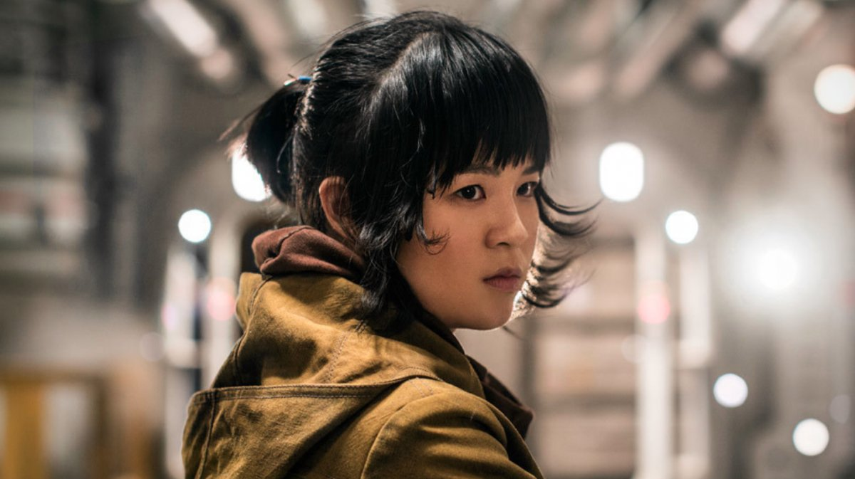 Kelly Marie Trần thủ vai Rose Tico trong phim Star Wars.  /// Ảnh: Business Insider