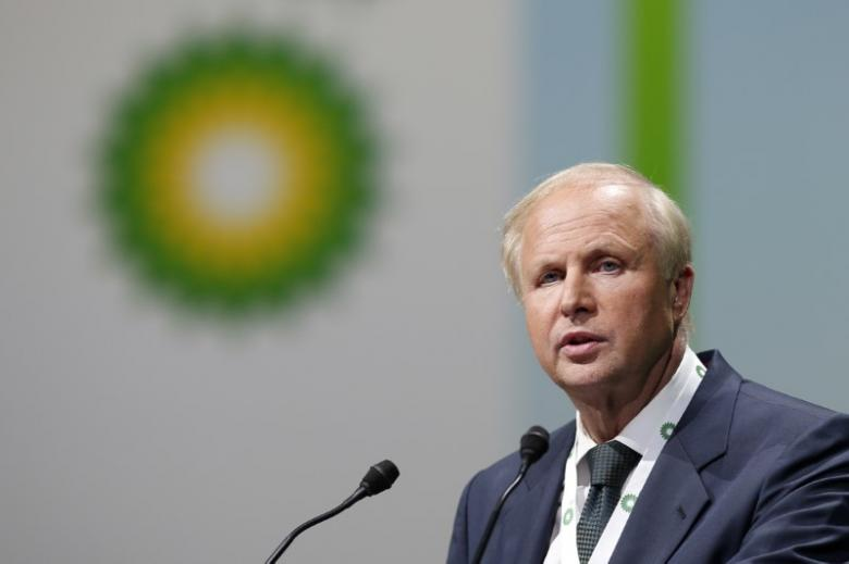 CEO BP Bob Dudley /// Ảnh: Reuters