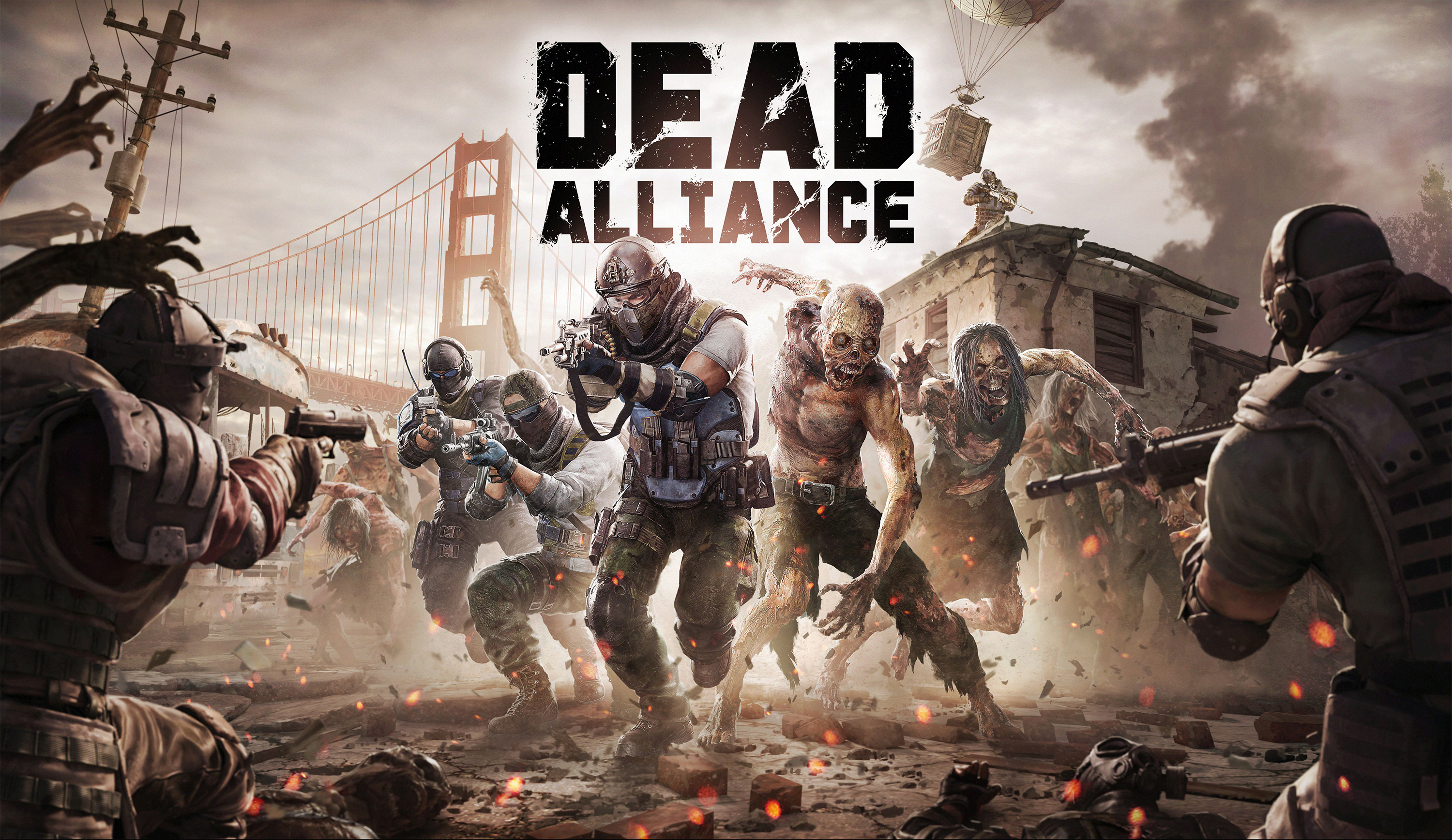 Dead Alliance: Game bắn zombie mới toanh cho PS4, Xbox One và PC