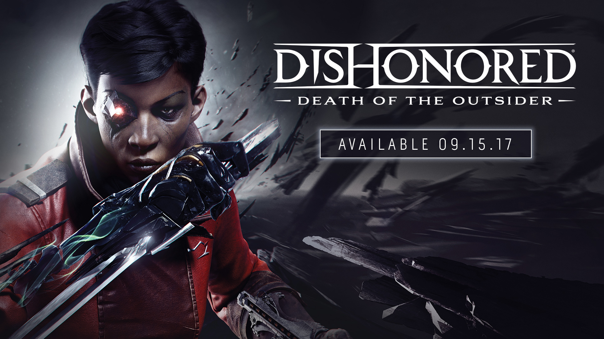 Dishonored: Death of the Outsider tung trailer 'chất' từng chi tiết