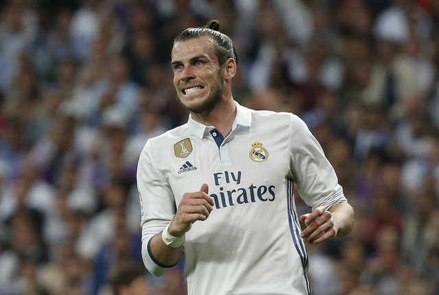 Bale đã chán Real Madrid /// Reuters