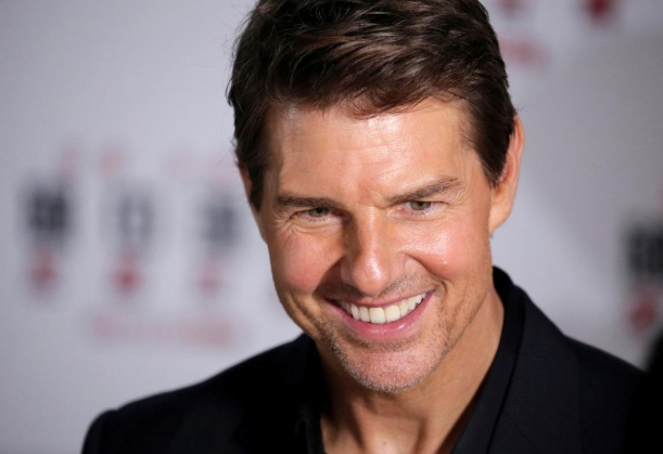 Tom Cruise quay tiếp phần 7 của 'Mission Impossible' tại Na Uy /// ẢNH: REUTERS
