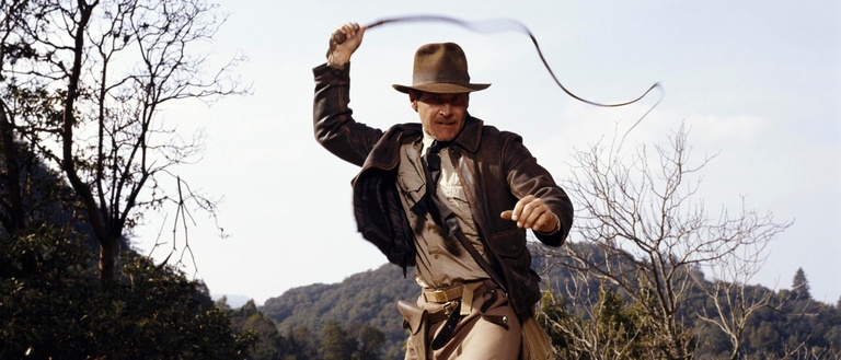 Harrison Ford trong bộ phim năm 2008 'Indiana Jones and the Kingdom of the Crystal Skull' /// ẢNH: REUTERS