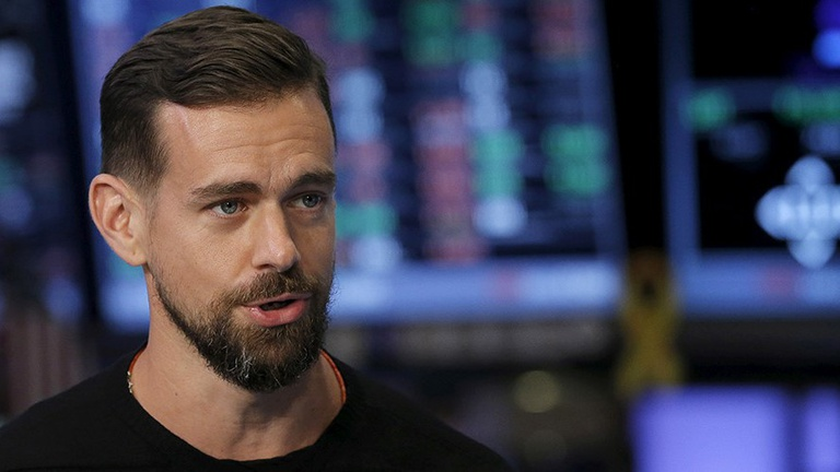 Jack Dorsey, CEO của Twitter /// Ảnh: Reuters