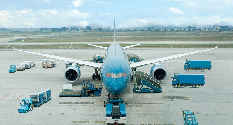 Hỗ trợ Vietnam Airlines ra sao?