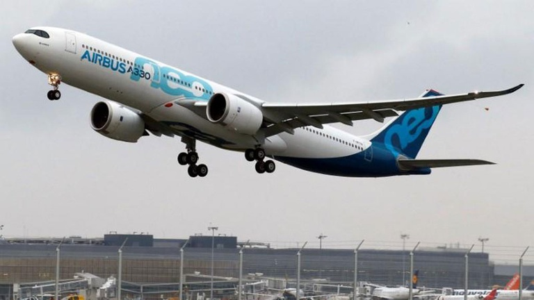 Chiếc A330neo  /// Ảnh: Reuters