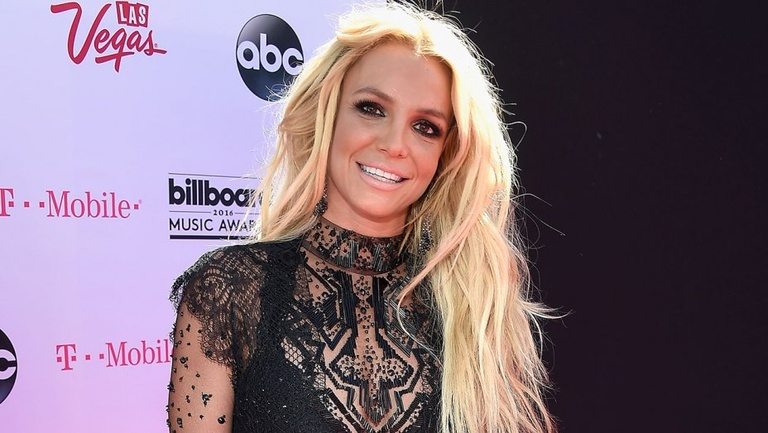 Ca sĩ Britney Spears /// Ảnh: AFP/Getty Images