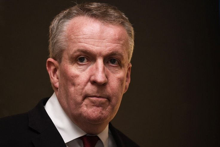 CEO Malaysia Airlines Peter Bellew /// Ảnh: AFP
