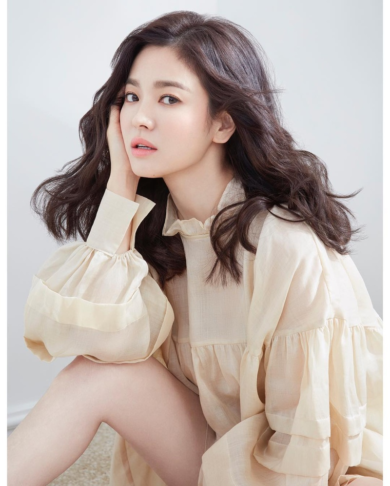 Song Hye Kyo topped the list of 10 most beautiful beauties of Korea - photo 2