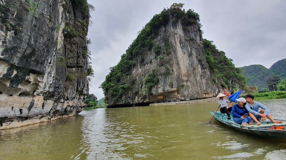 One day Pu Luong, Ha Long Bay paradise on land, rice fields ripe in the middle of a thousand - photo 6