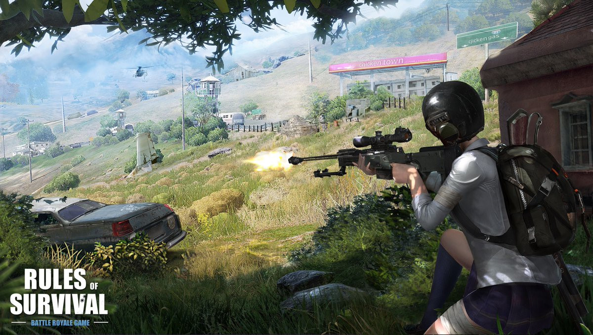 Rules Of Survival 'bốc hơi' khỏi Steam