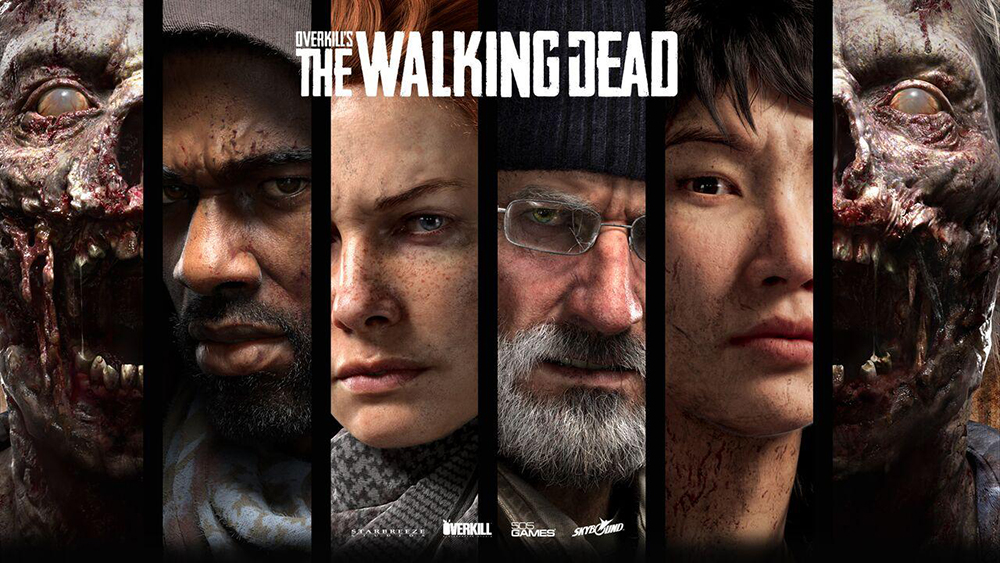 Thót tim với trailer game The Walking Dead mới