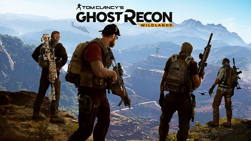 Tom Clancy's Ghost Recon: Wildlands ra mắt trailer hoành tráng